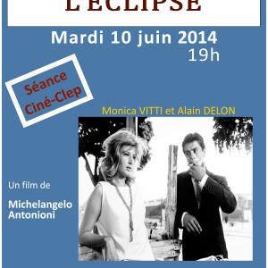 Ciné-CLEP « L'Eclipse »