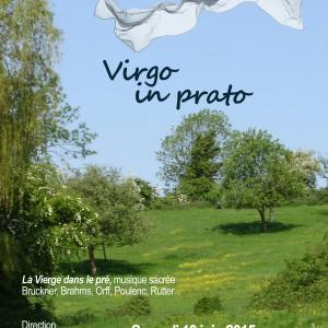 """Concert """"Virgo in Prato"""" à l'église Saint Antoine de Compiègne"""
