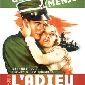 """Ciné-CLEP : """"L'ADIEU AUX ARMES"""" mardi 15 septembre 2015 à 19h"""