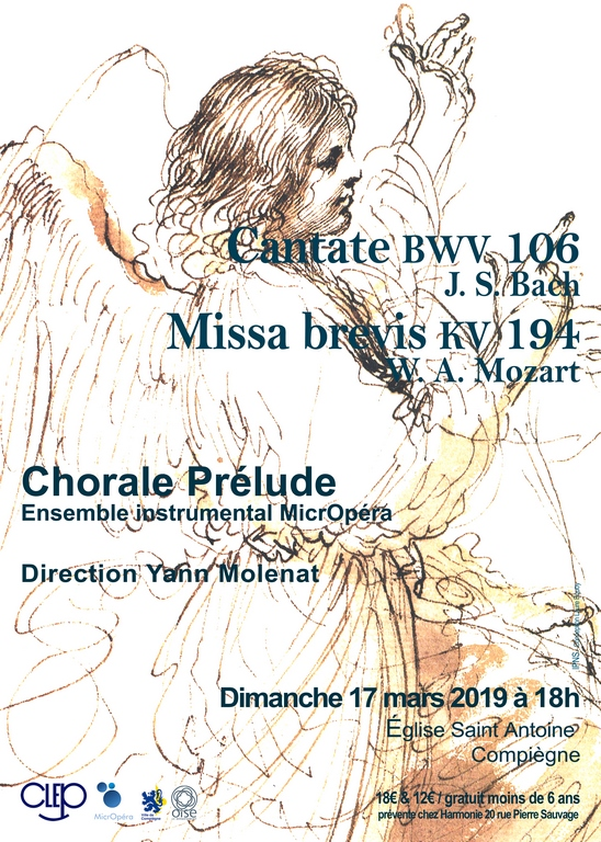 Concert de la chorale Prélude